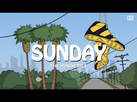 Anything Can Happen in Sunday: An NFL Miniseries