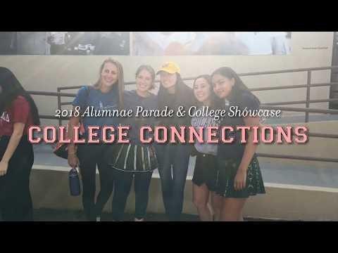 Westridge School College Connections Parade & Fair 2018