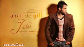 Tu Judaa - Amrinder Gill - Title Song [HQ]