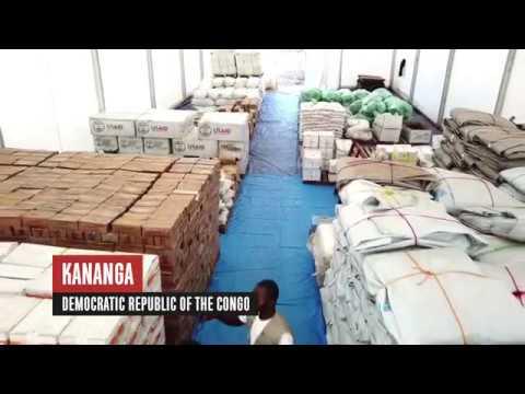 Logistics Hub - Kananga, DRC