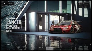 MITSUBISHI LANCER Evolution Final Edition Gran Turismo Sport GTSport.