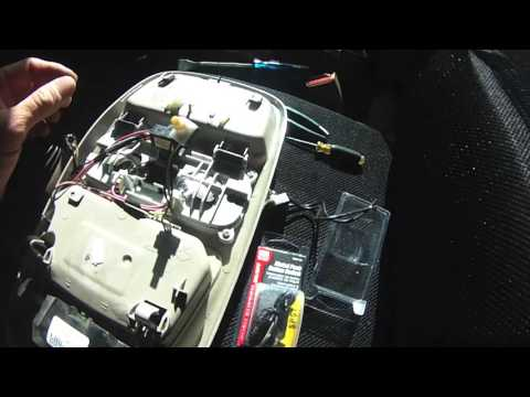 Dodge Ram Overhead Light Fail / Win