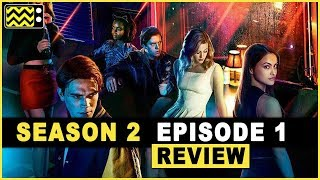Riverdale Season 2 Episode 1 Review & AfterShow | AfterBuzz TV