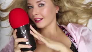 ASMR Rest your mic between my triggers ❤🎙❤