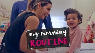 My Morning Routine | Mi Rutina De Mañana