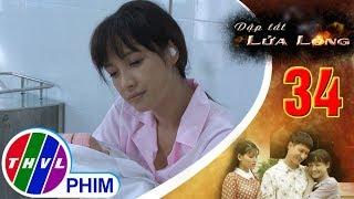 THVL | Dập tắt lửa lòng - Tập 34[3]: Tốt và Hoa mừng rỡ vì em bé đã khỏe mạnh