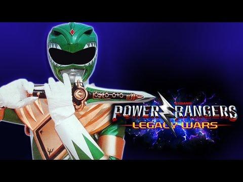 Power Rangers: Legacy Wars Part 2 Green Ranger Unlocked (Tommy Gameplay)