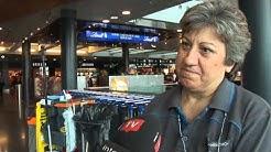 Reinigung am Flughafen: Ein 24-Stunden Job