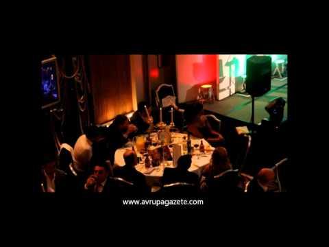 British Kebab Awards 2014  Britanya Kebab Odulleri 2014 AVRUPA