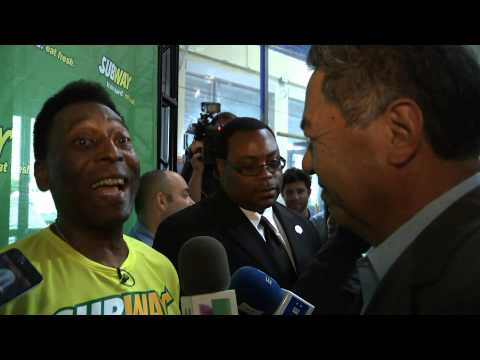 Pele interview W Salva
