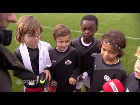 Liverpool en Ajax tegen jeugd PSV