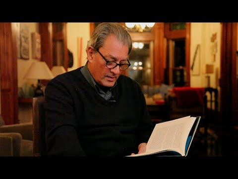 Paul Auster Interview: How I Became a Writer