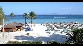 Mallorca, Alcudia Beach (25.07.14)