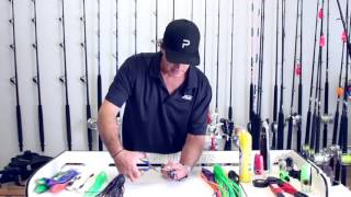 How to Trim a Lure Skirt