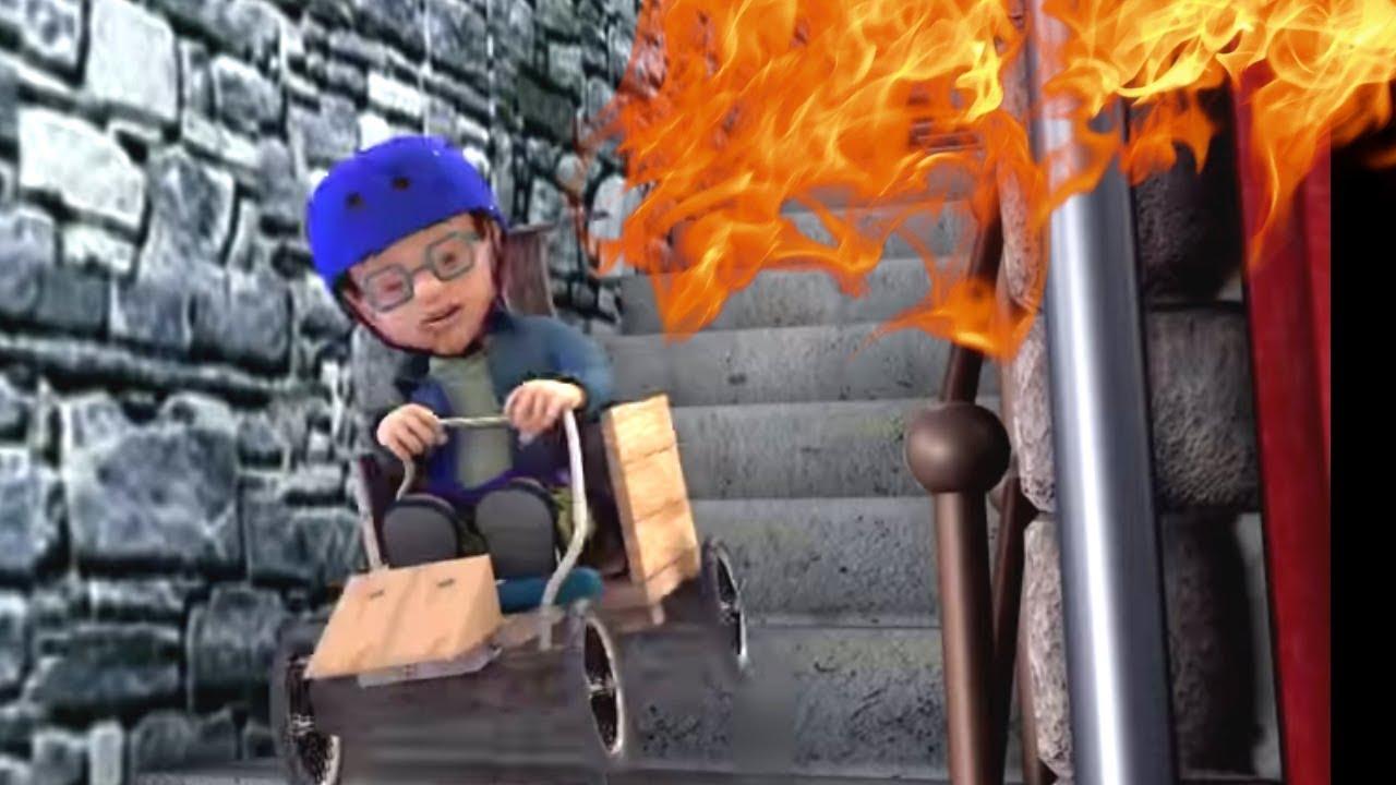 Sam a tűzoltó | Veszélyes autó!