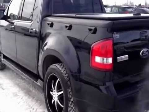 2010 Ford Explorer Sport Trac AWD 4dr V8 Adrenalin Competition