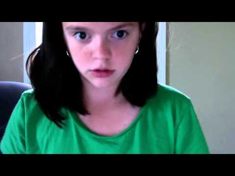 Girl pees her pants scared