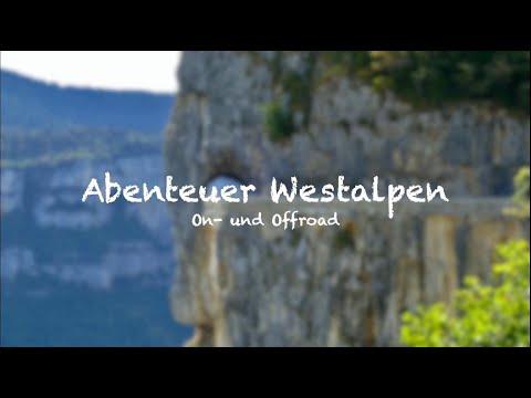 Motorradabenteuer Westalpen! On- und Offroad über die höchsten Pässe der Alpen!