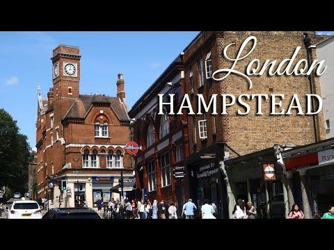 Hampstead, London - History & Walking Tour day trip