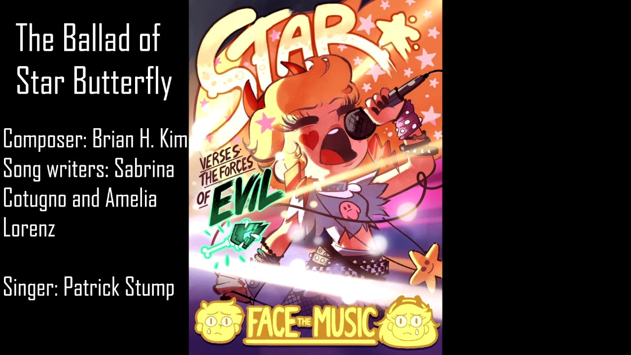 Star Vs The Forces Of Evil The Ballad Of Star Butterfly