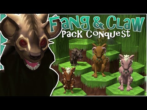 Capturing a Baby Bearyena!! 🌿 Niche: Pack Conquest! Extreme Challenge! • #8