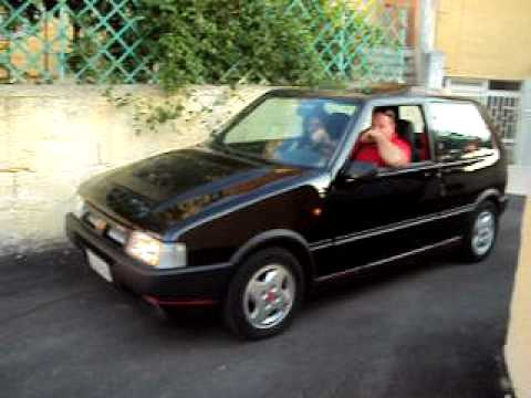 alexSPL92 TEAM MERCURYSOUND  FIAT UNO TURBO IE mk2  strazzata con Gianluca  YouTube