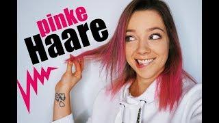 Ich färbe mir die Haare PINK ?!?