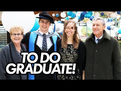 Vlog: GRADUATING WITH MY PhD!!