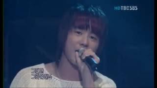 TVXQ 050925 SBS Inkigayo Comeback  ( Unforgettable LIVE + Rising Sun )