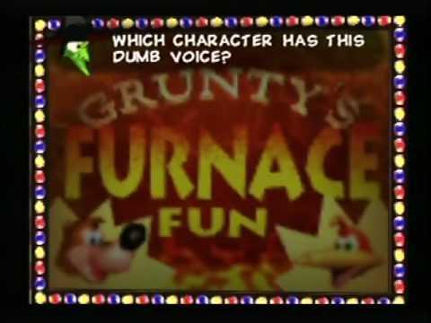 Banjo-Kazooie: Grunty's Furnace Fun Part II - YouTube