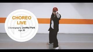 Skeleton - Tails &amp Inverness JunHui Park choreography