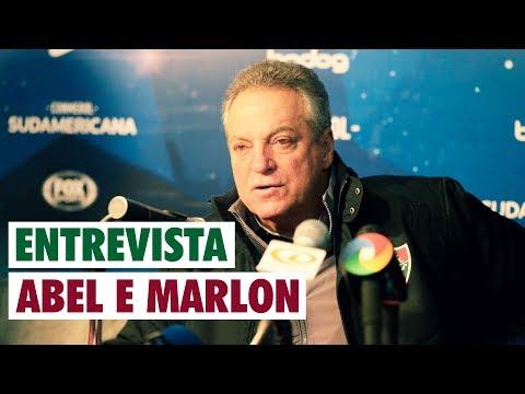 FluTV -Nacional 2 x 0 Fluminense - Coletiva - Abel Braga e Marlon