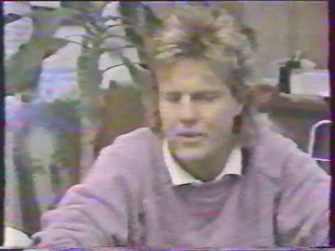 Dieter Bohlen - Interview 1988