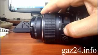 Фотоаппарат nikon d3200 обзор review test
