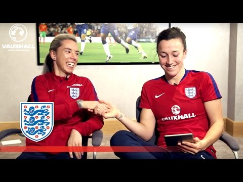 Can Jordan Nobbs guess Lucy Bronze's favourite Christmas food? | Roommates