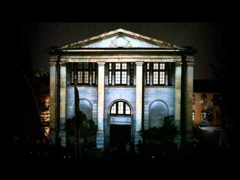 Thomian Fair 2011 - 3D Video Mapping