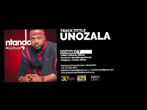 Ntando - Unozala (Official Audio)