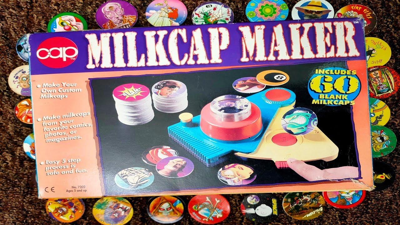 Pog Milkcap Maker | Odd Pod