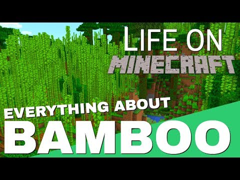 Bamboo In Minecraft: Everything You Need To Know About Minecraft Bamboo Life On Minecraft Avomance 2