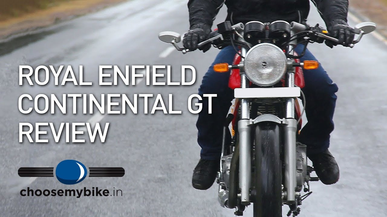 Royal Enfield Hd Wallpapers Royal Enfield Continental Gt Choosemybike In Road Test