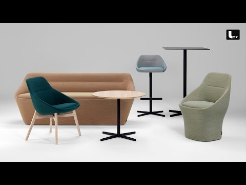 Offecct Stockholm Furniture Fair 2015 :: LIFESTYLE TV