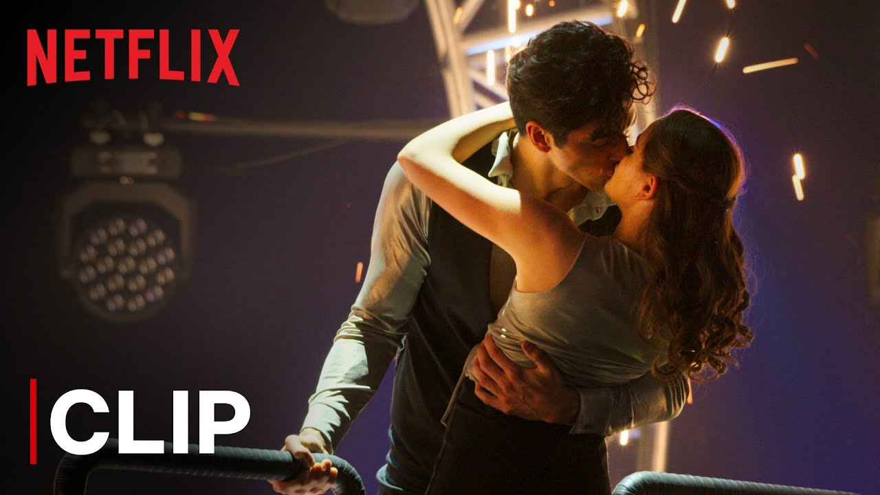 The Kissing Booth 2 Elle And Marco S Dance Performance Netflix India Youtube