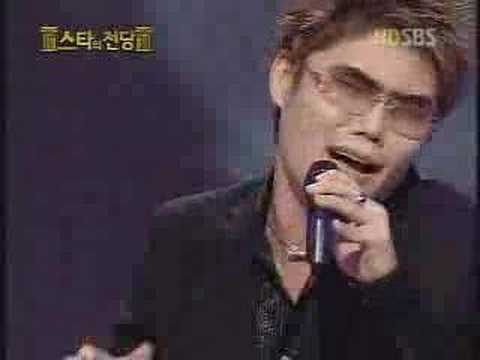"Kim Bum Soo singing ""Bo Go Ship Da"""