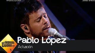 Así suena el nuevo tema de Pablo López en directo - El Hormiguero 3.0