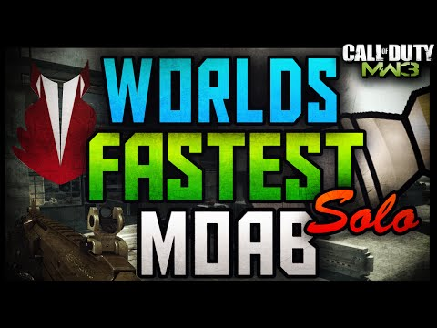 *SOLO* WORLD'S FASTEST MOAB!! (#ThrowbackThursday #2)