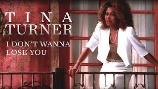 Tina Turner - I Don't Wanna Lose You(Official video of Tina Turner performing I Don't Wanna Lose You from the album Foreign Affair Buy It Here: http://smarturl.it/6neut9 Like Tina Turner on Facebook: ..., 2009-03-13T14:43:22.000Z)
