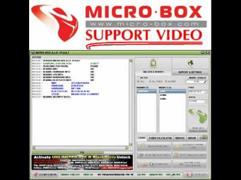 SAMSUNG U700 UNLOCK by Microbox - www.micro-box.com