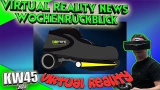 Virtual Reality News (Wochenrückblick KW45) [VR Games][VR Hardware][Vive][Rift][Pimax][WMR][PSVR]