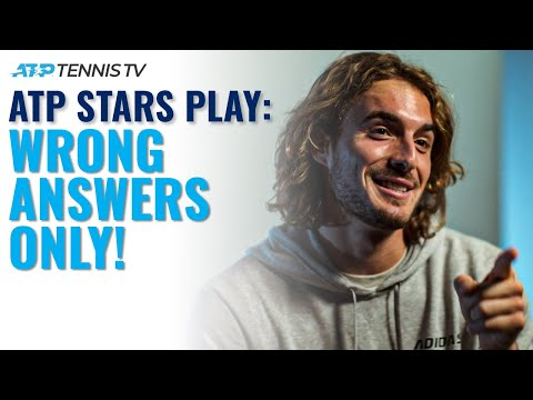 ATP recently posted this video and some answers were just hilarious!