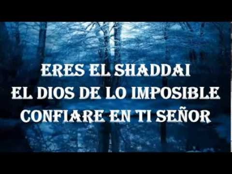 EL SHADDAI - NEW WINE - LETRA